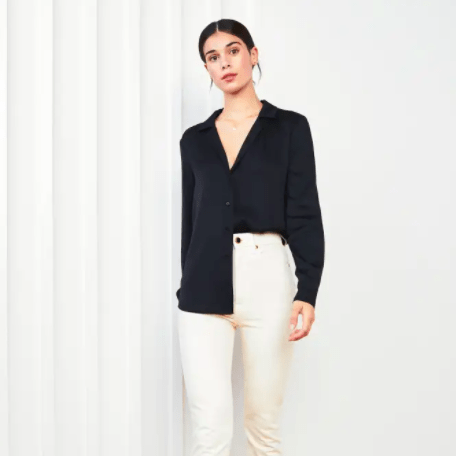 ethical alternatives to j crew - quince