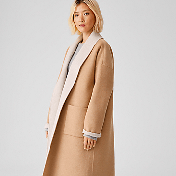 ethical alternatives to j crew - Eileen Fisher
