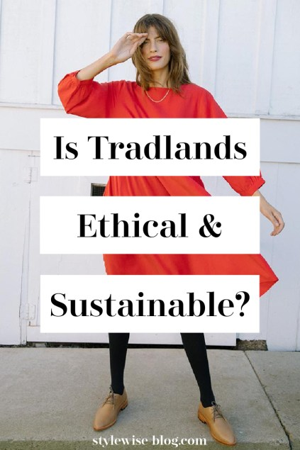 Is Tradlands Ethical and Sustainable? - tradlands anniversary sale