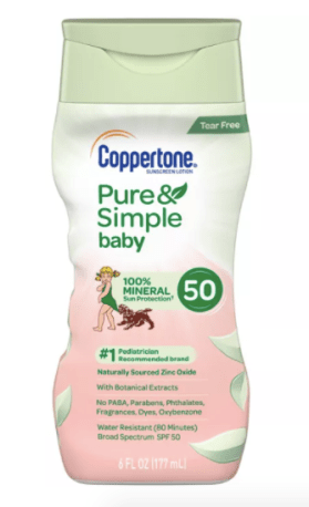 mineral sunscreen cheap and budget friendly