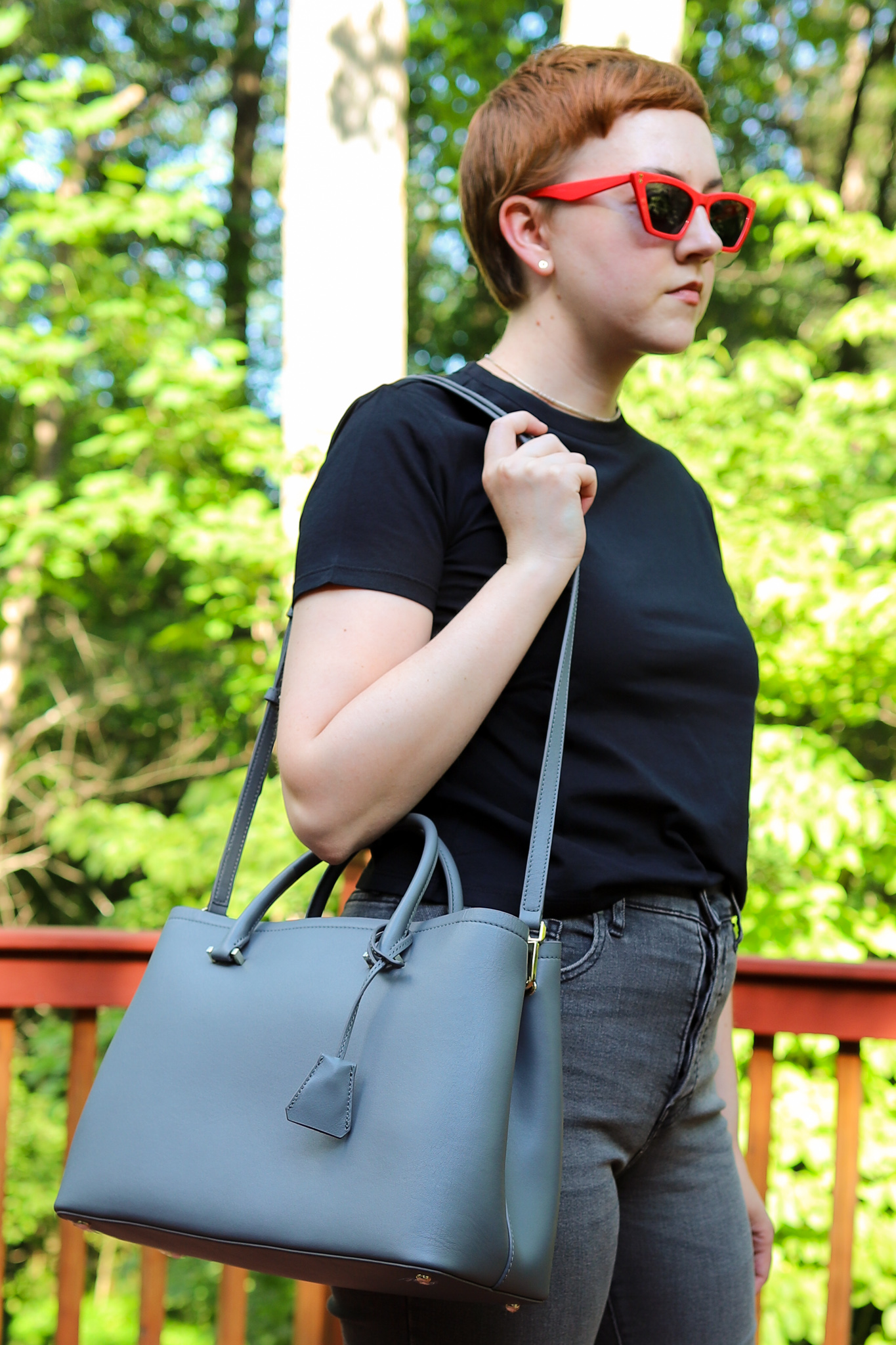 Italic Review: Clarice Bag