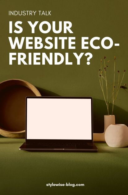 is your website eco-friendly?