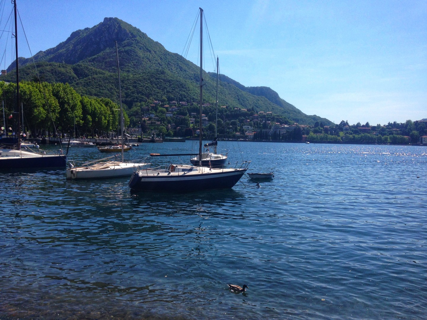 Lecco, Italy, Travel