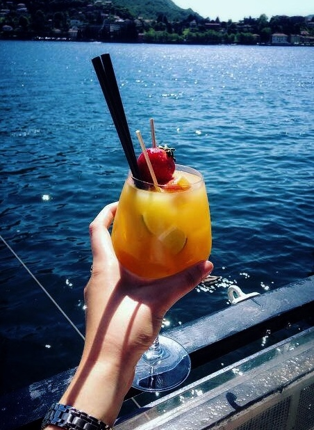 smoothie, Italy, Travel, Lecco