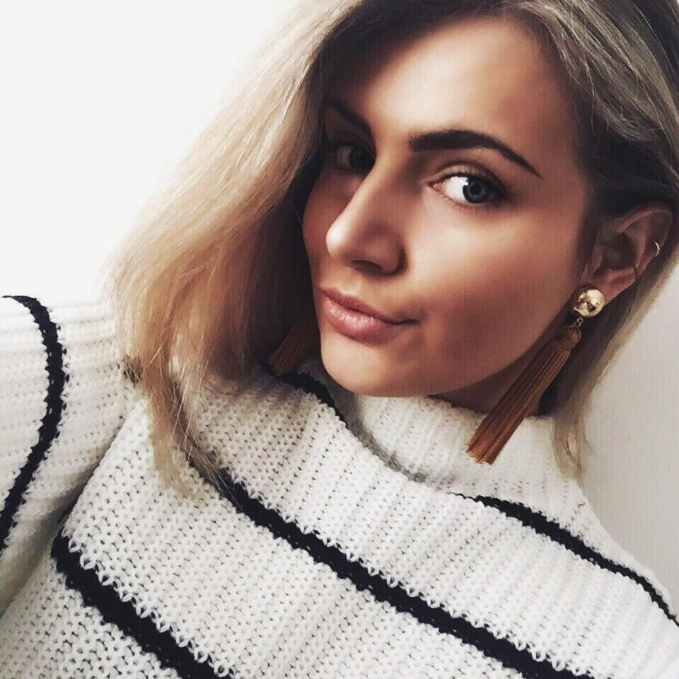 blogger, earrings
