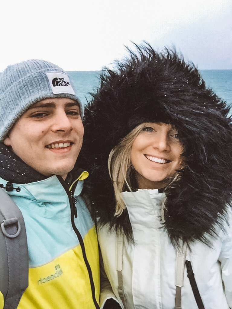 whale watching iceland, fashion blogger