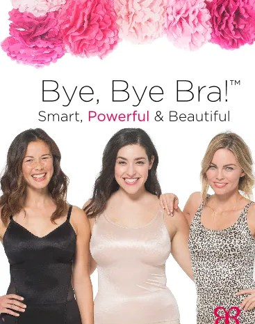 Top 10 Reasons to  Ditch Your Bra