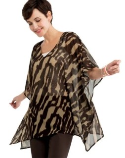 chiffonponcho_tiger_front