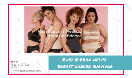 Ruby Ribbon helps breast cancer survivor