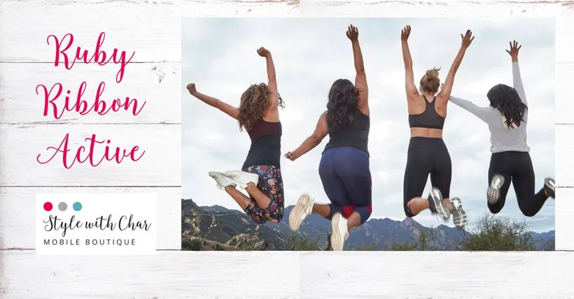 Ruby Ribbon Launches Active Wear Capsule
