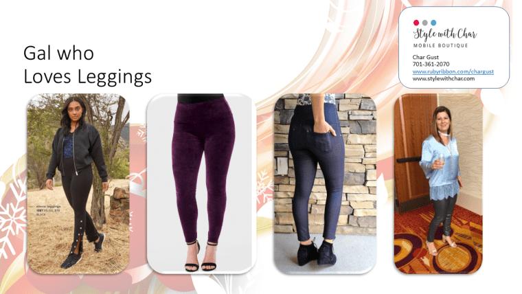 Lady Loves Leggings