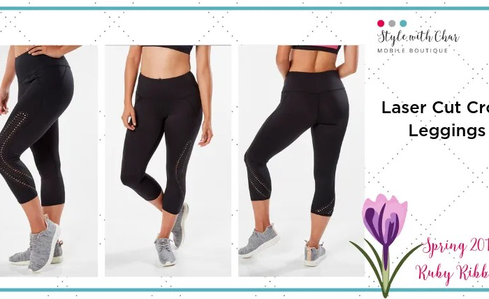 Work out in the most unique leggings ever!