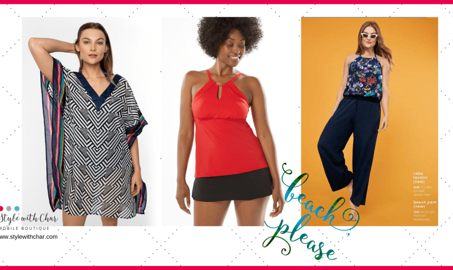 New beach styles launched!