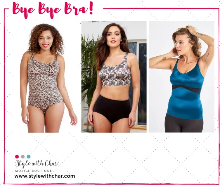 Say Bye Bye Bra from Style with Char