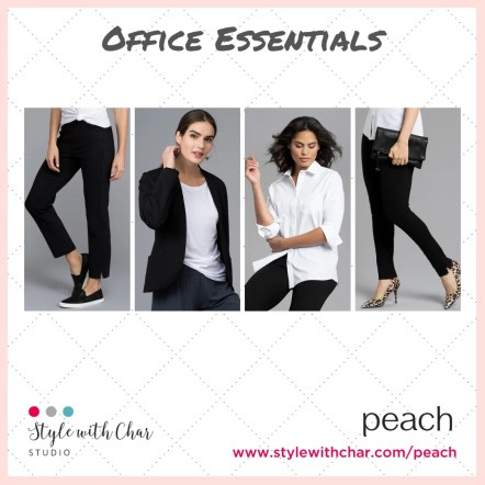 Peach Essentials for the Office