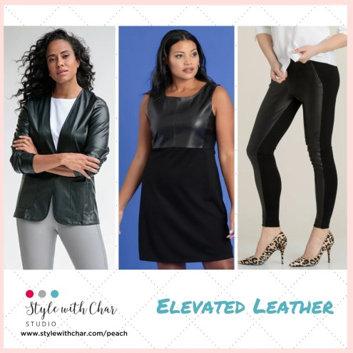 Elevated Leather