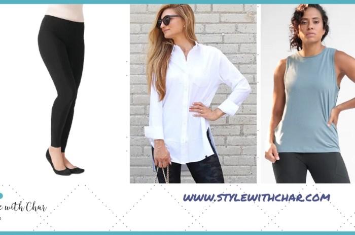 Fall Wardrobe Basics I'm Loving Right Now