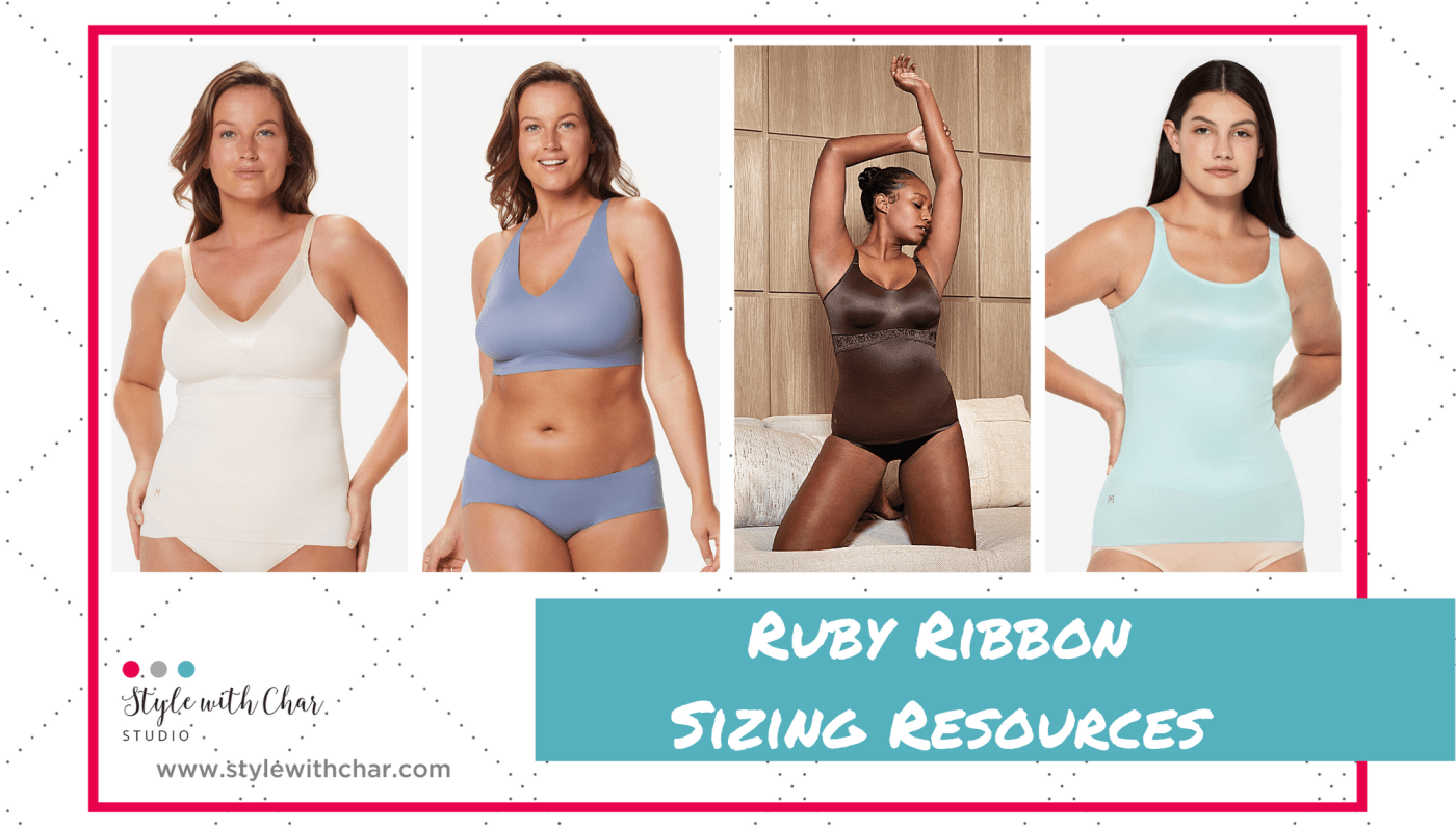 Ruby Ribbon Sizing Resources