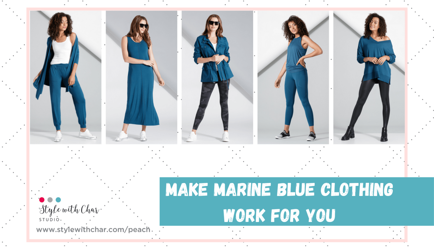 Make Marine Blue Clothing Work For You in Fall 2021