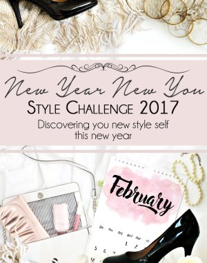 New Year New You Style Challenge February