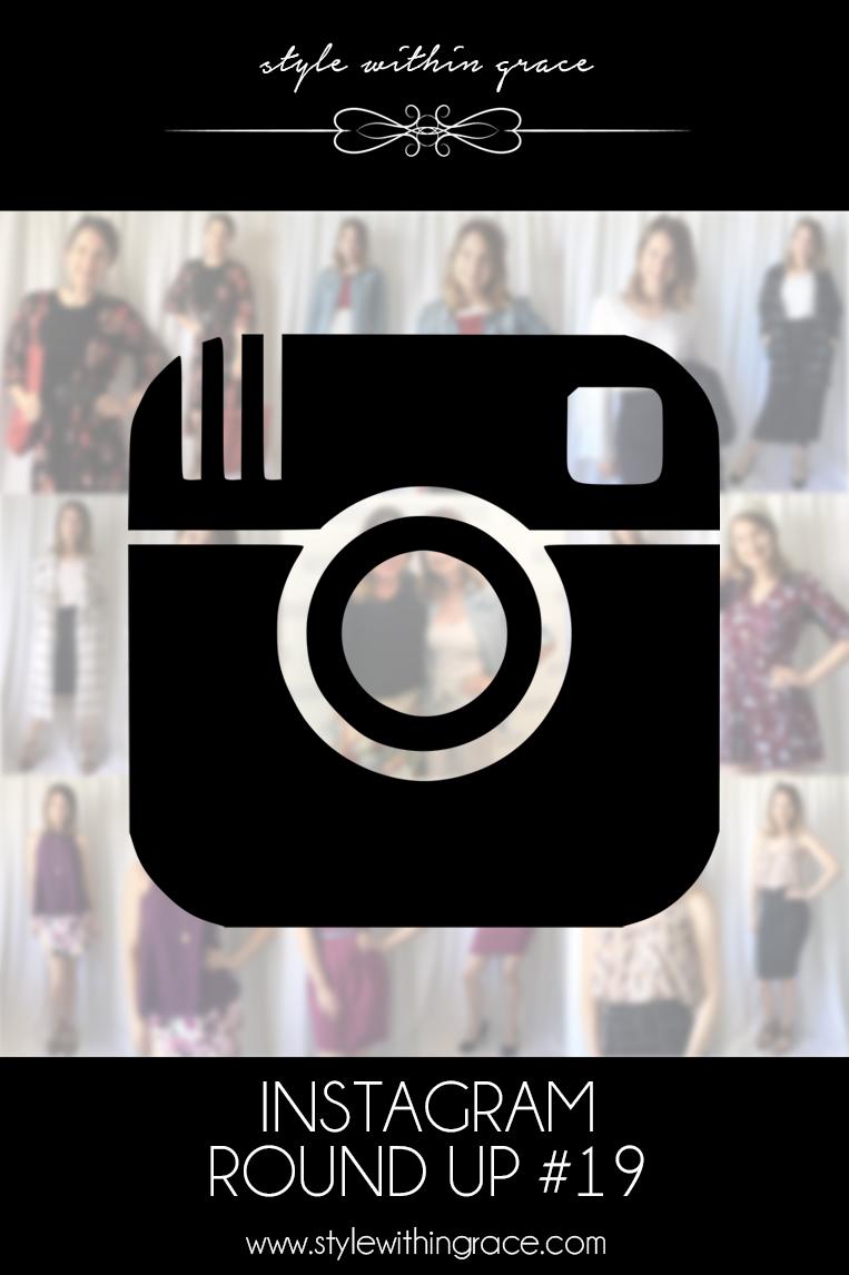 Instagram Round Up #19 Pinterest Feature Image