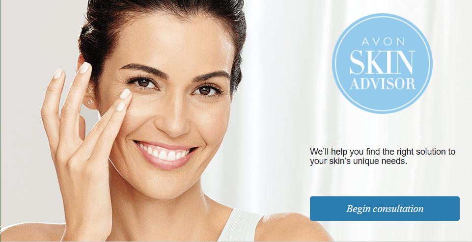 Image result for avon skin advisor