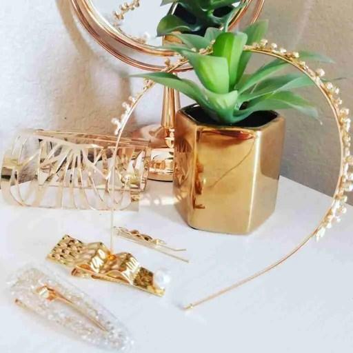 fall fashion-gold accessories