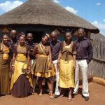 Traditional Wedding Dresses Sotho 2016 styles