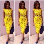 Ankara Styles For Ladies in Nigeria 2016