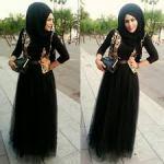 black diamond hijab fashion 2016 2017