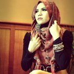 Chic Muslim Evening Hijab Fashion 2016