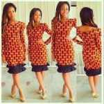 latest 2017 ankara short gown styles