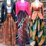 African Prints And Ankara Maxi Skirts 2016 2017