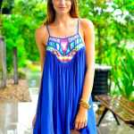 trendy dresses styles for summer 2016 2017