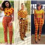 Latest Ankara gown 2016 2017