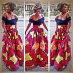 latest ankara skirts ~ 2016 2017 ~