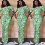 ankara jumpsuit collections for 2016 2017