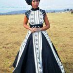 in africa traditional attire designs 2017