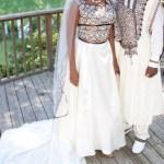 styles african wedding dresses 2017