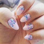 Cute Pink Nail Designs 2017