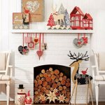 ideas for cozy christmas spaces decor 2016 2017