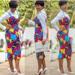 Nigerian Ankara styles dresses for 2017