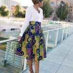 african skirts styles 2017 for women