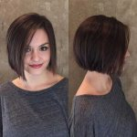 short straight hairstyles and haircuts 2017
