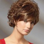 top short curly hairstyles 2017