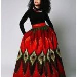 latest african prints fashion 2017