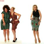 Plus Size African Trendy Dresses 2017