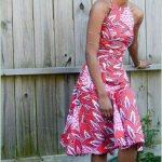 Afrikaanse klere-ontwerp in 2017 jaar