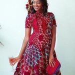 Kitenge Short gown styles ideas 2017