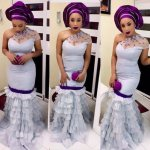 Latest And Classy Aso Ebi Styles 2017